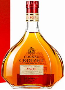 With 'Product of France' above VSOP