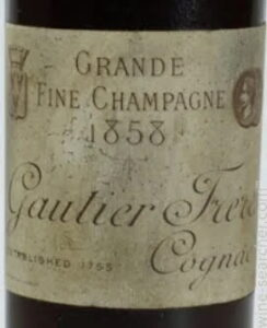 1858 Fine Champagne (still looking for a picture of the whole bottle)