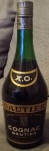 XO, Französisches Erzeugnis (1970s)