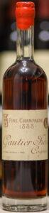 1888 Fine Champagne (probably rebottled)