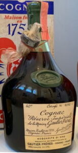 Reserve Imperiale, also Italian import; 75ctl stated