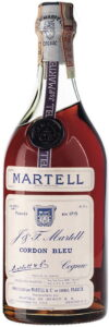 Mexico import by Martell de Mexico; aprox. 0,700L stated; with a plastic seal covering the capsule.