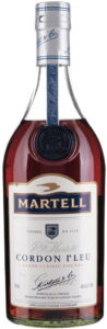 rand classic cognac in red; different escutcheon and signature; text below the signature is also different; 750ml