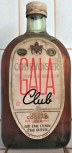 Gala Club stated; and 40° (1960s)