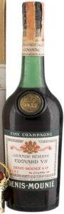 Fine champagne; VSOP added