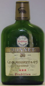 3 star Tradition, half bottle (35cl?)