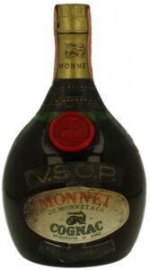 Fine champagne, greenish text on label; aquavite de vino stated; Italian import; 73cl