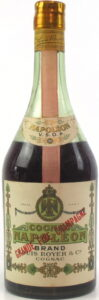 Napoleon VSOP, 70cl (not stated), with 'Grande Fine Champagne' stamped on it (est. 1950s)