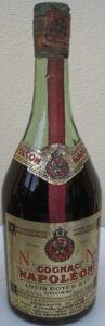 Italian import: aquavite di vino (1960s)