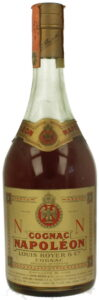 Italian import: distillato di vino (1960s)