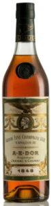 Limited édition bottle, 1848