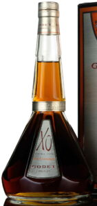 XO fine champagne; 700ml, stated on the back