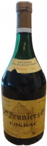 4/5 quart, 74.5CL and 84Proof stated; bottled 1969