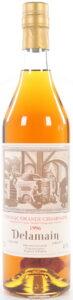 1996 Delamain (landed 1998, bottled 2015; For Berry Brothers & Rudd, London)