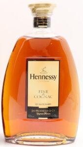 e70cl, fine de cognac; different back side (UK)