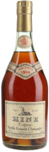 1914 Vieille Grande Champagne, 0,70L and 40° stated