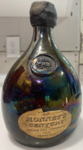 Monnet's Century, 100 years old grande fine champagne