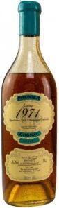 1971 Vintage petite champagne, 56,2% (bottled 2007)