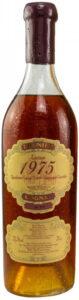 1975 Vintage grande champagne, brown coloured capsule, 53.5% (bottled 2014)