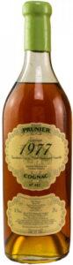 1977 Vintage petite champagne, 59,7° (bottled 2012)