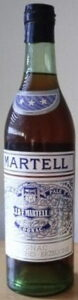 3Star, bottled 1965 to celebrate 250th anniversary of Martell