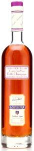 Royer collection distillerie De L´Ecole; different name: cognac très vieux petite champagne
