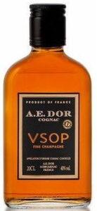 20CL VSOP fine champagne flask
