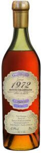 1972 Vintage petite champagne, 42,9% (bottled 2021)