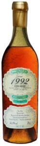 1992 fins bois, 54.8%, bottled 2021