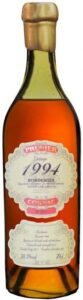 1994 Vintage borderies, 58.3%, bottled 2021
