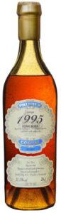 1995 fins bois, 51.5%, bottled 2021
