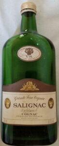 flask, 70cl, green glass